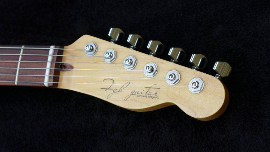 telecaster-luthier Ariège