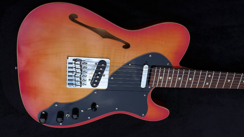 telecaster fgh-luthier Ariège