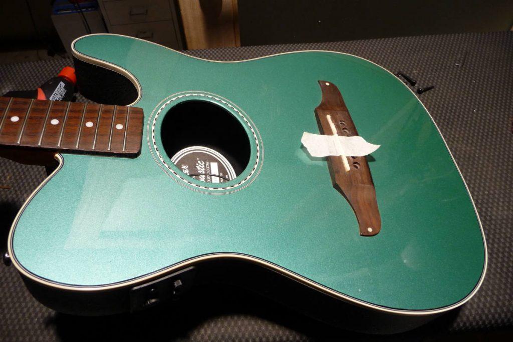 Fender-Luthier Ariège-luthier Aude