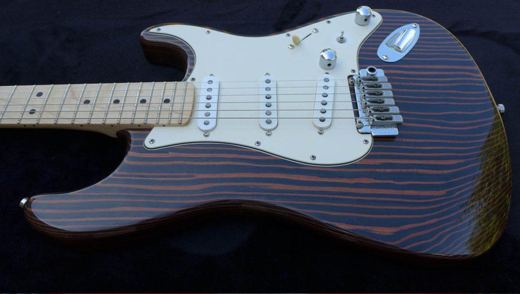 stratocaster-luthier Ariège-luthier aude