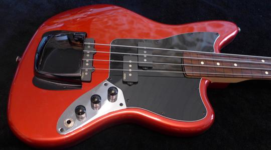 fender fretless-luthier Aude